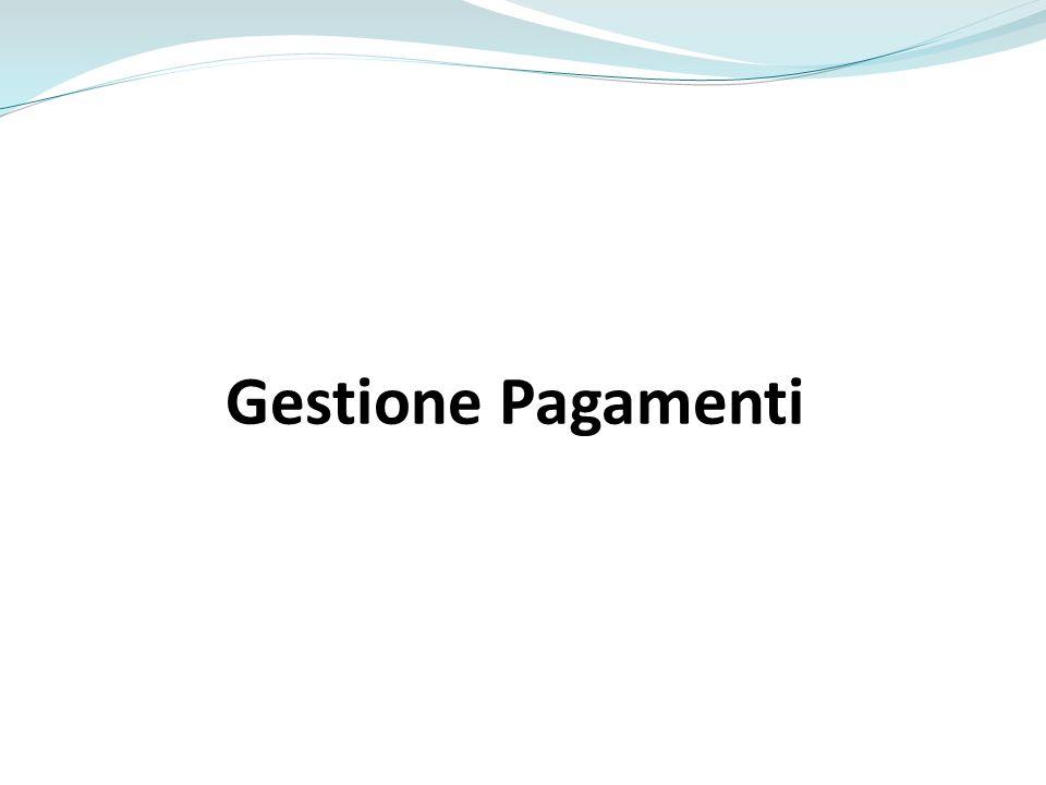 Gestione Pagamenti