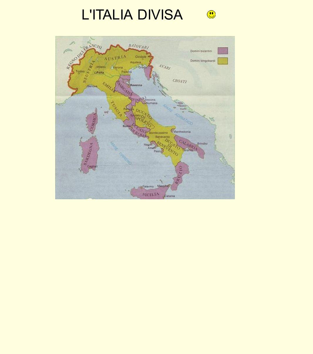 L ITALIA DIVISA