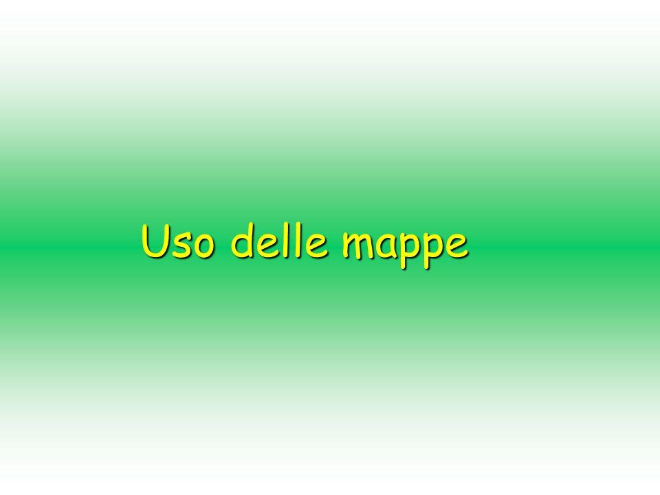 Uso delle mappe