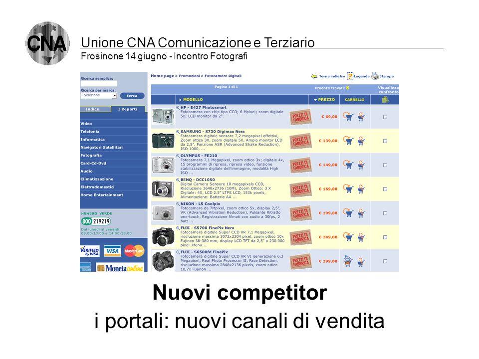 Unione CNA Comunicazione e Terziario Frosinone 14 giugno - Incontro Fotografi Matrimoni quale futuro per il business?