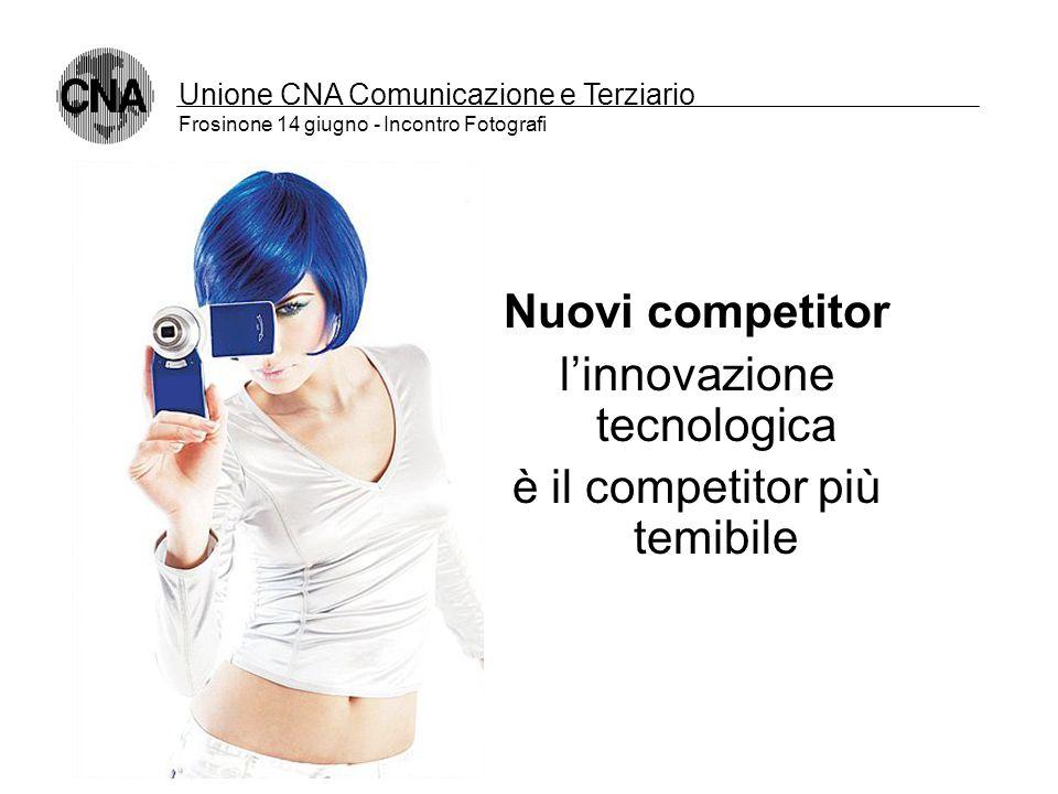 Unione CNA Comunicazione e Terziario Frosinone 14 giugno - Incontro Fotografi Nuovi competitor Le bank-image free