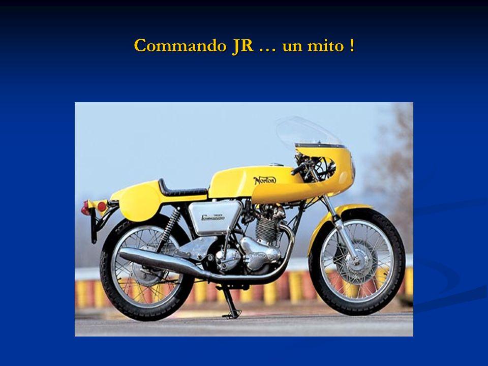 Commando JR … un mito !