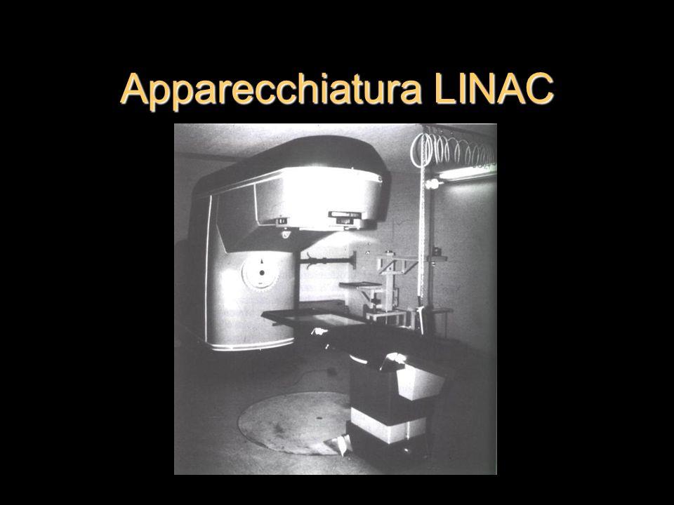Apparecchiatura LINAC