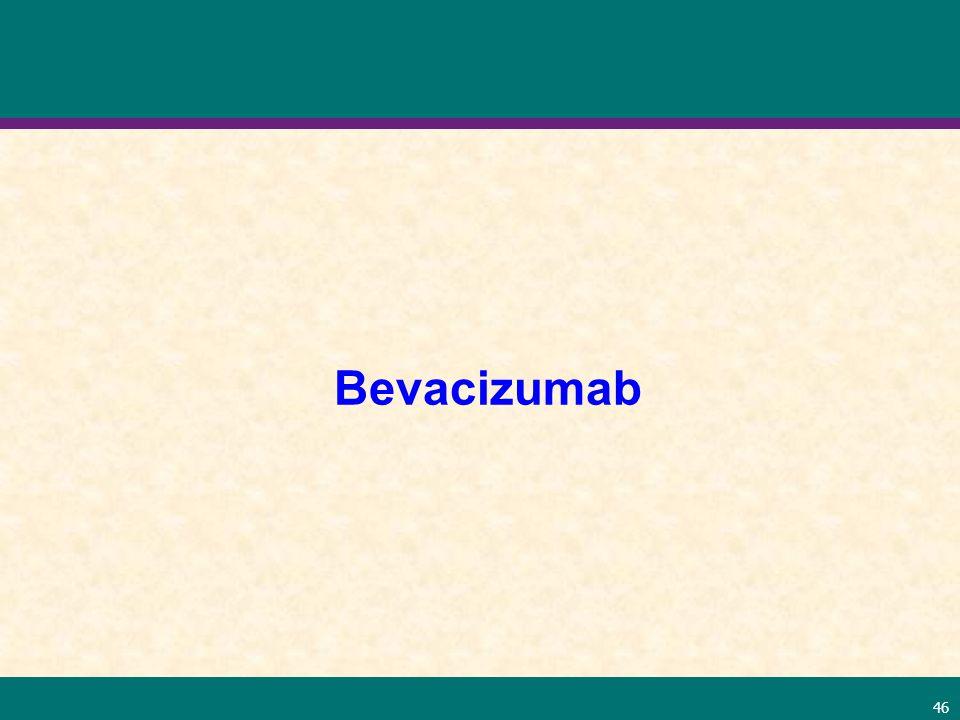 46 Bevacizumab