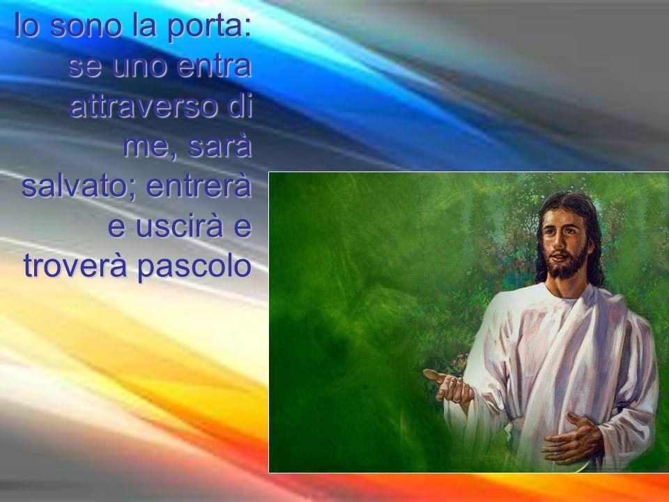 Tutti coloro che sono venuti prima di me, sono ladri e briganti; ma le pecore non li hanno ascoltati.