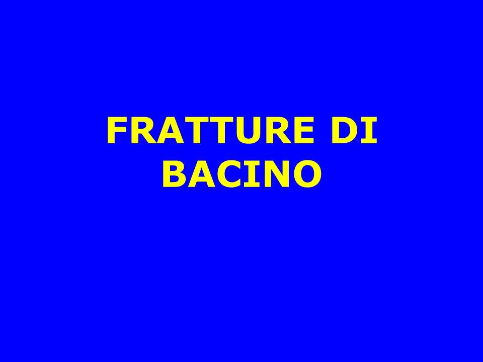 FRATTURE DI BACINO