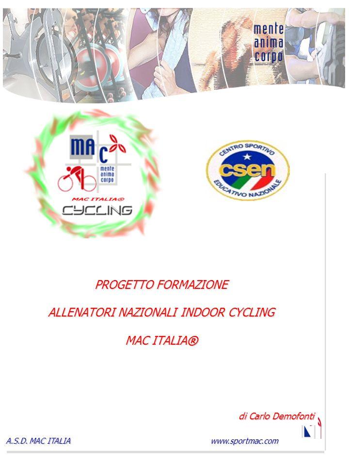 Pag.2 www.sportmac.com A.S.D. MAC ITALIA A.S.D.