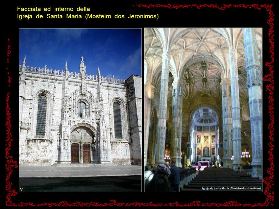 Museo Nacional de Arqueologia e Etnologia Mosteiro dos jeronimos e Igreja de Santa Maria