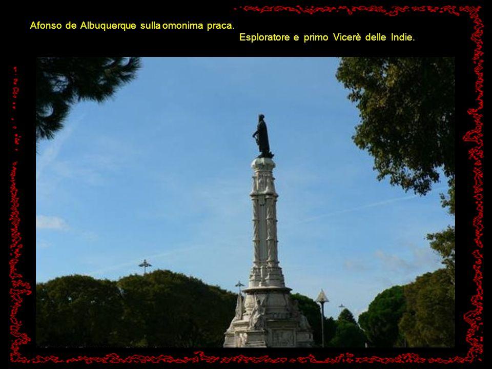 Il sarcofago di Vasco da Gama