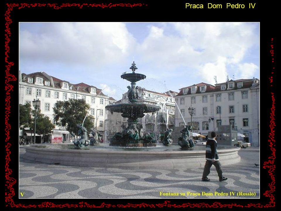 Monumento a Pedro IV (altezza 23 m.) 1° sovrano del Brasile indipendente, 1822