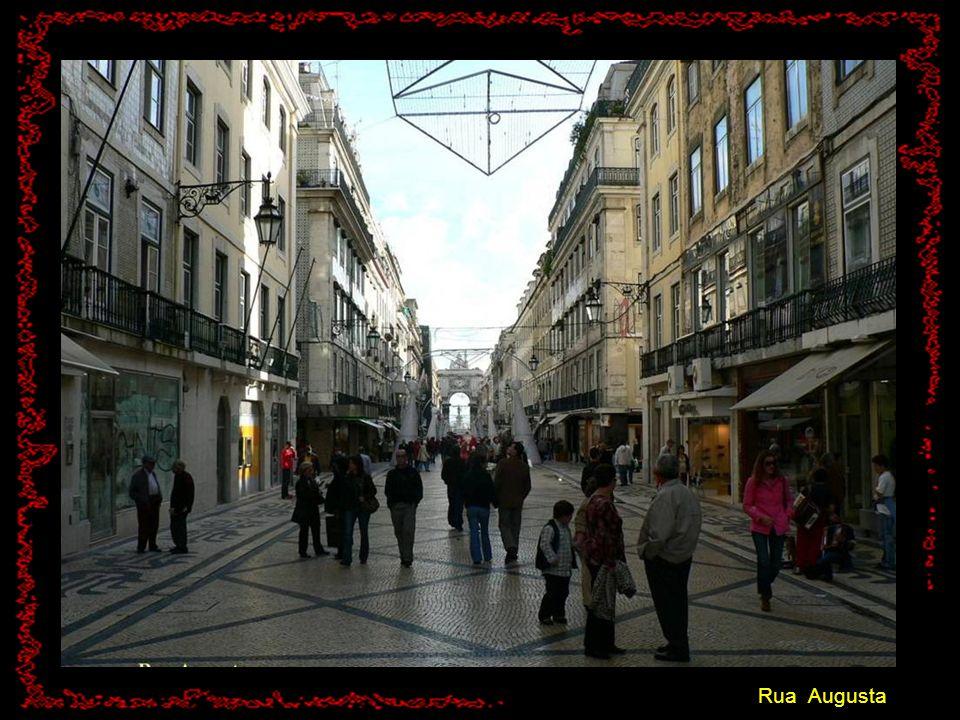Rua de Santa Justa