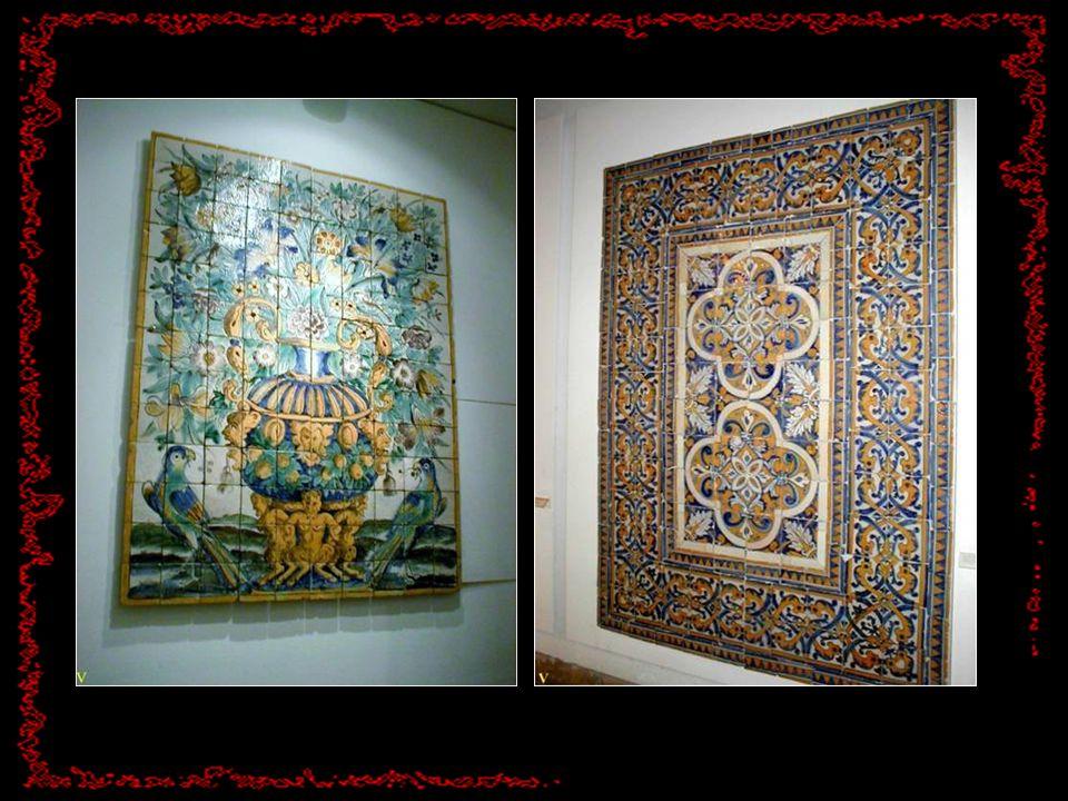 Museo Nacional do Azulejo (ceramiche)