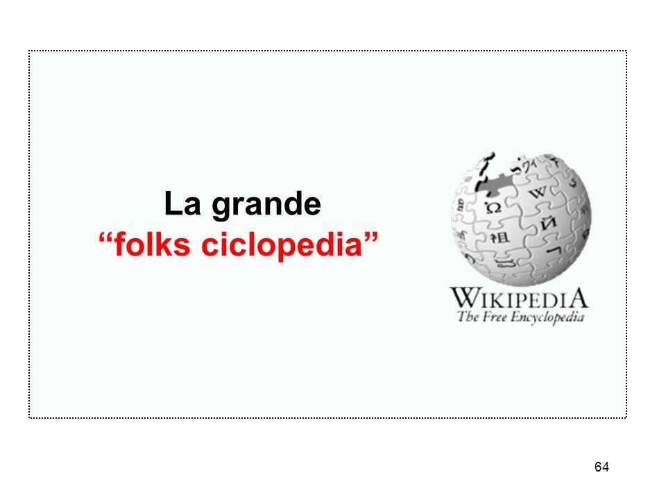 64 La grande folks ciclopedia