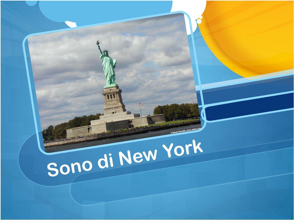 Sono di New York