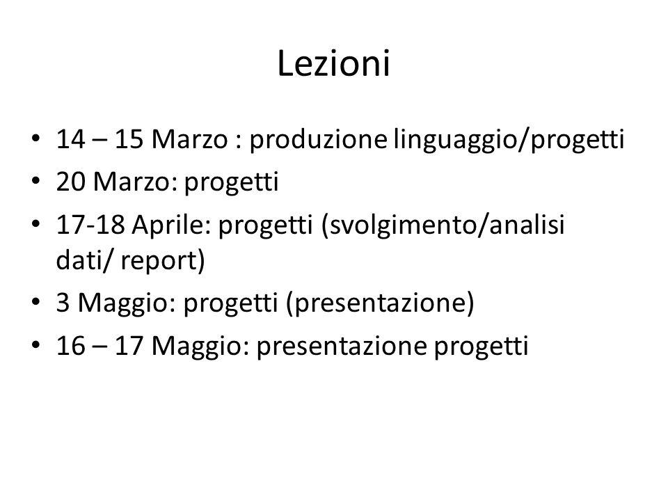 Importante! http://cognizionelinguaggio.pbworks.com Contatti: mirta.vernice@unimib.it