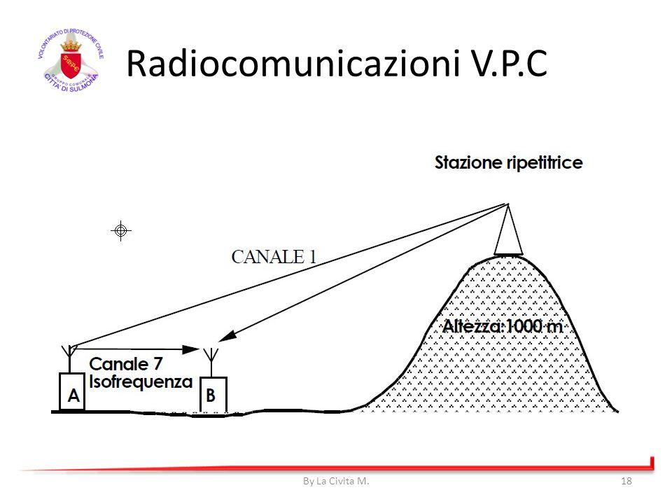 By La Civita M.18 Radiocomunicazioni V.P.C
