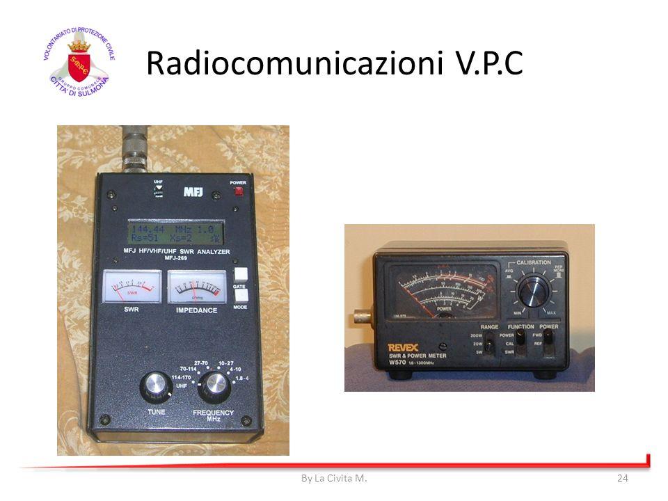 Radiocomunicazioni V.P.C By La Civita M.24