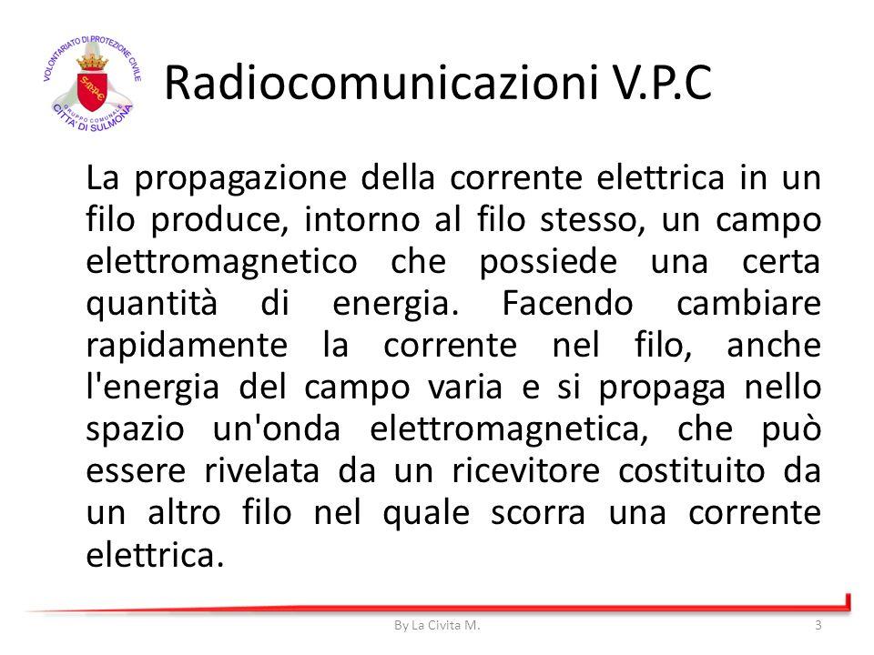 La propagazione della corrente elettrica in un filo produce, intorno al filo stesso, un campo elettromagnetico che possiede una certa quantità di ener