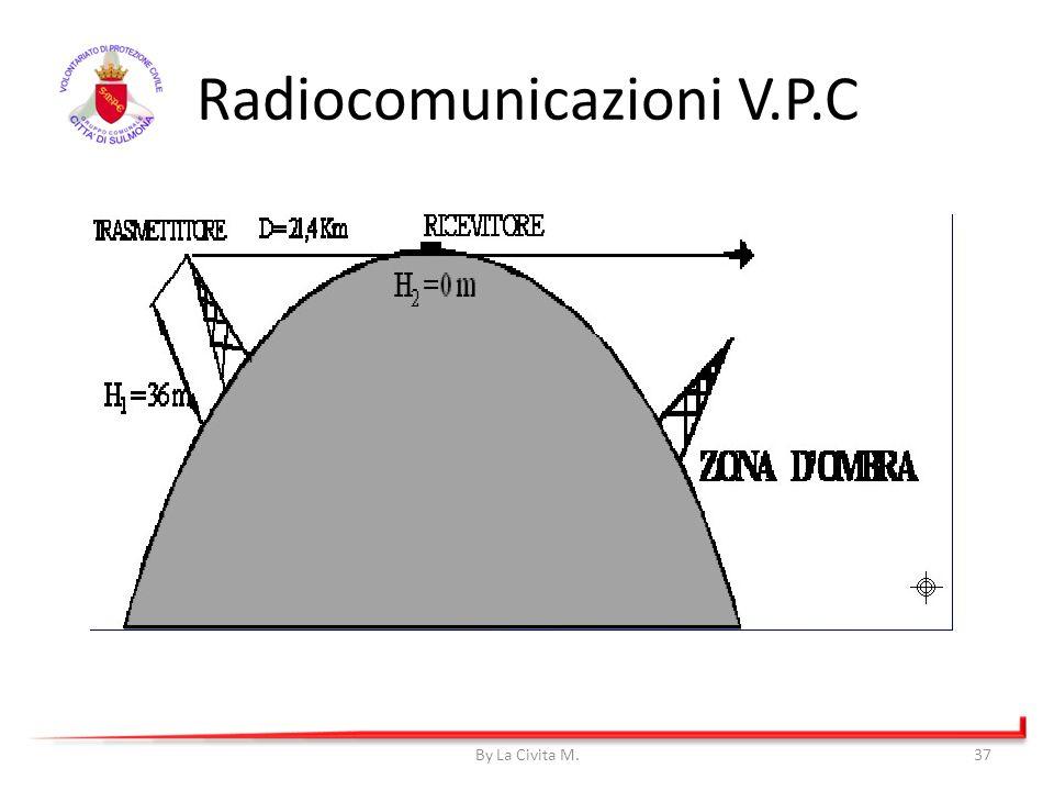 Radiocomunicazioni V.P.C By La Civita M.37