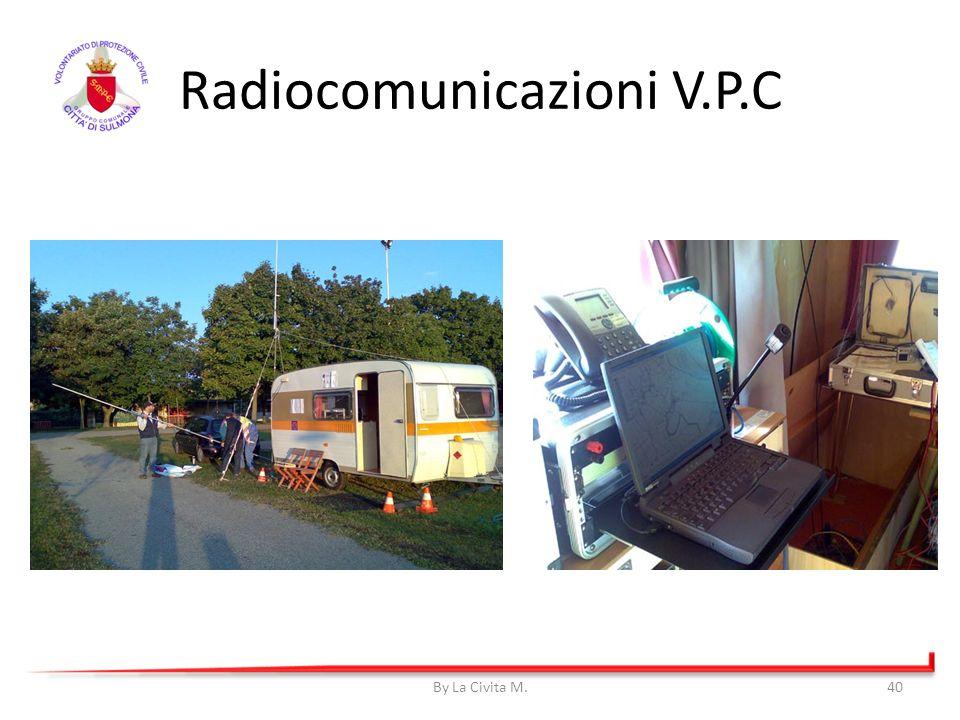 Radiocomunicazioni V.P.C By La Civita M.40
