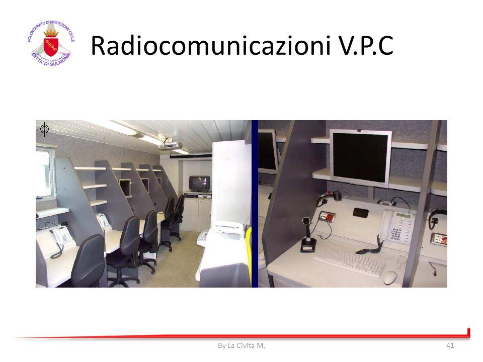 Radiocomunicazioni V.P.C By La Civita M.41