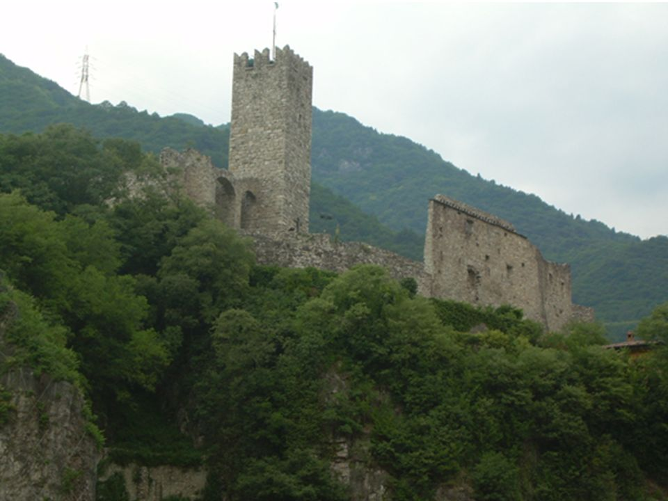 1 5 VIEW CASTLE OF BRENO medieval castle (1100) 2 3 4 5 world-hop scotch wall ball Games: