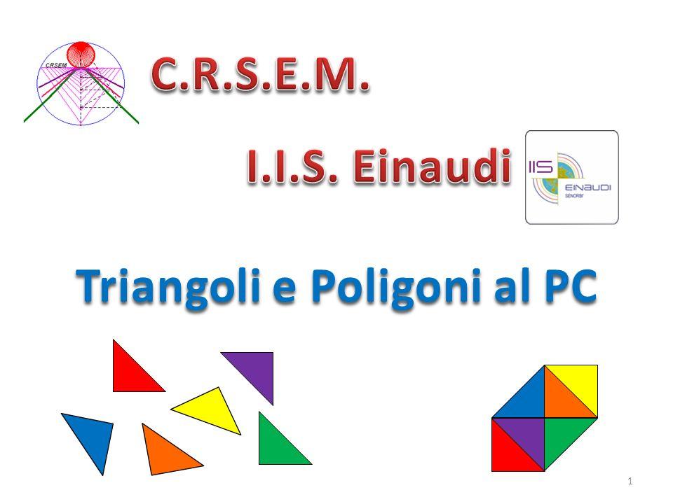 Triangoli e Poligoni al PC 1