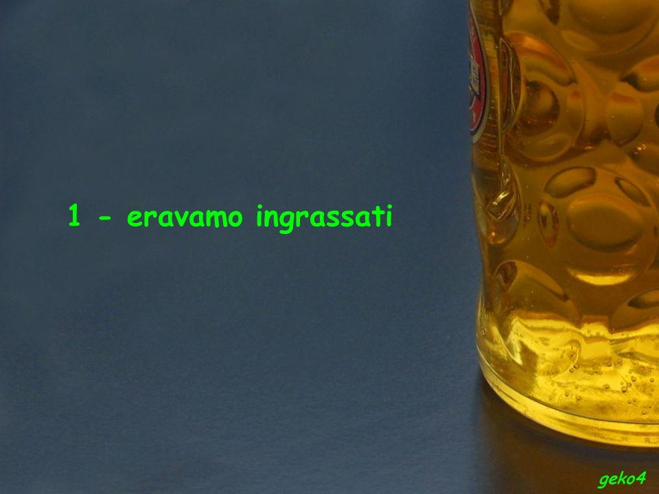 LA BIRRA TI FA DIVENTARE DONNA Lo scorso week-end si discuteva di birra fra amici. Uno di noi ha detto che la birra contiene una grande quantità di or