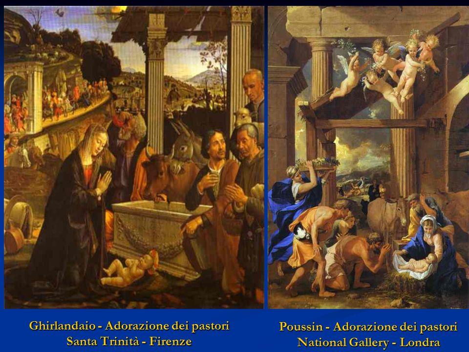 F. Lippi – Adorazione di Santi - Galleria Ospedale Innocenti - Firenze