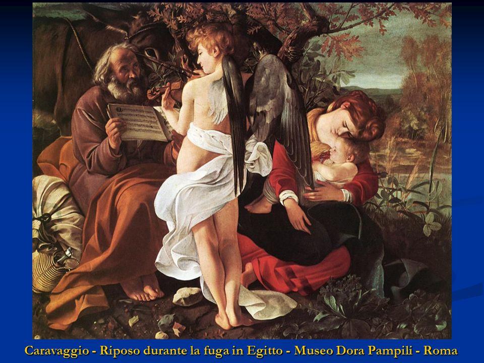 Carpaccio - Fuga in Egitto - National Gallery of Art - Washington