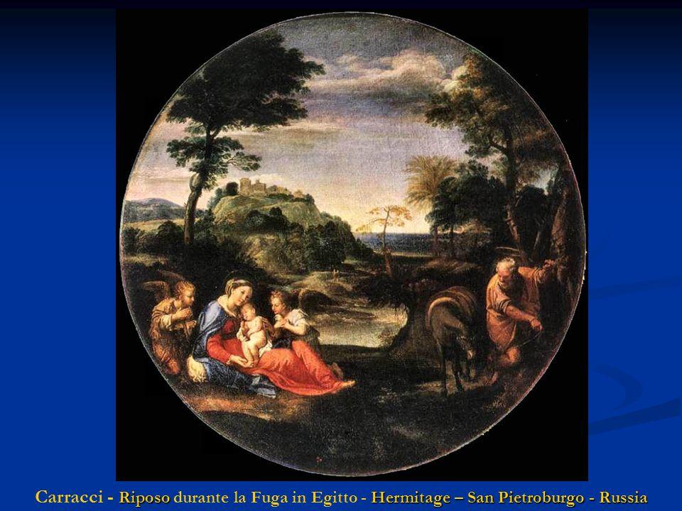 G. David - Riposo durante la fuga in Egitto - National Gallery of Art - Washington