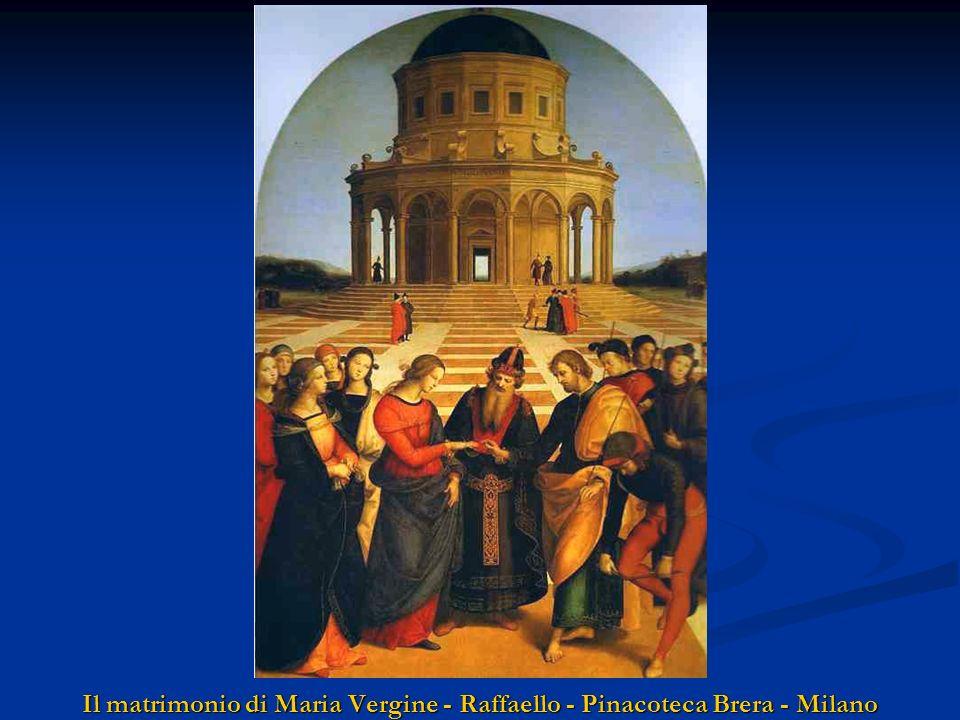Vittore Carpaccio - Presentazione di Maria al Tempio - Pinacoteca di Brera - Milano