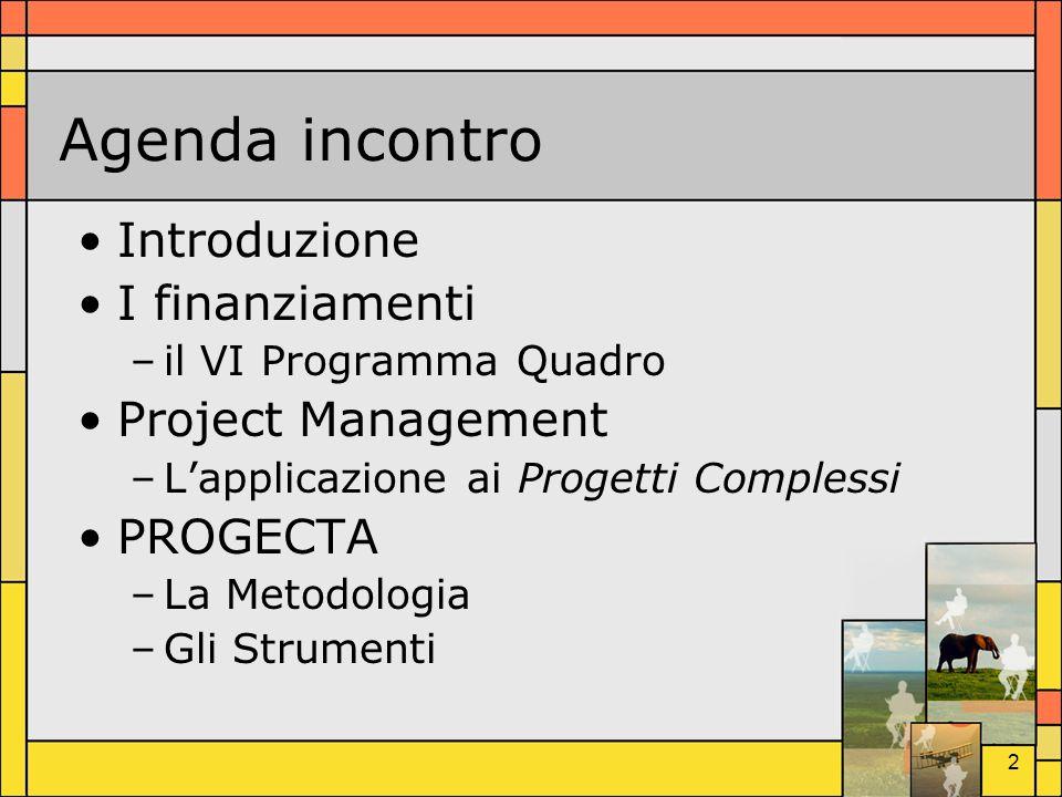La pianificazione e la gestione di progetti complessi a finanziamento pubblico Dott.ssa Luisella Bianco Responsabile Business Division: Project Management - CLU srl