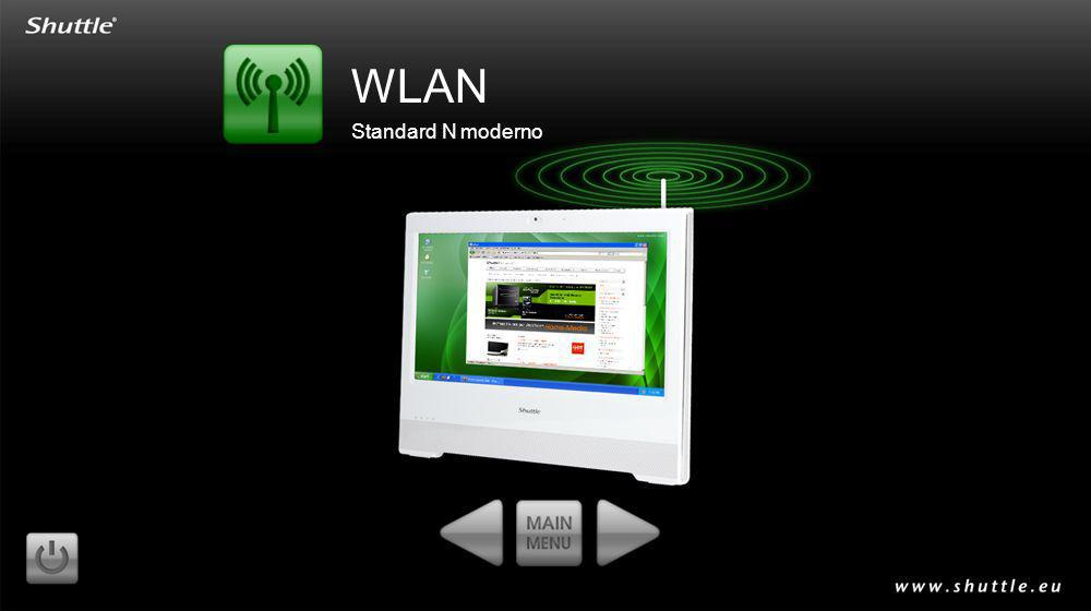 WLAN Standard N moderno