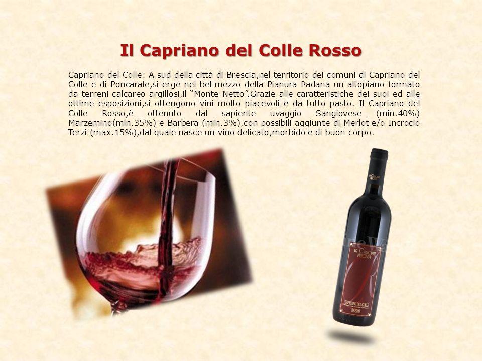 Capriano del Colle: A sud della città di Brescia,nel territorio dei comuni di Capriano del Colle e di Poncarale,si erge nel bel mezzo della Pianura Pa