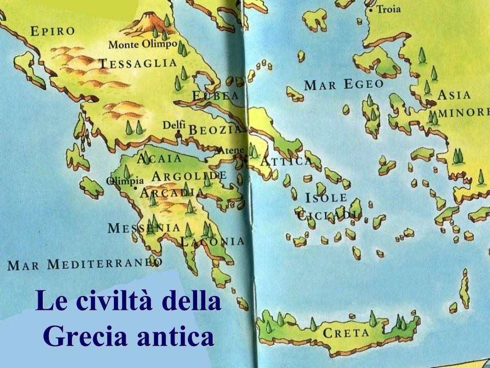All incirca nel 1400 a.C., dopo una serie di scosse, il vulcano della vicina isola di Santorini esplose con una violenza inaudita.