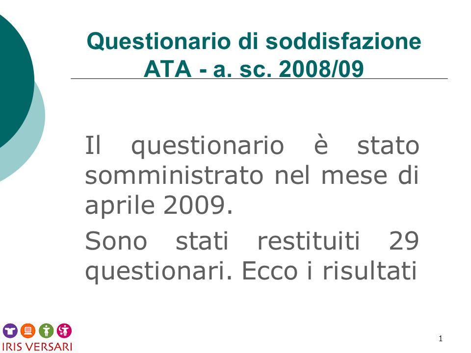 1 Questionario di soddisfazione ATA - a. sc.