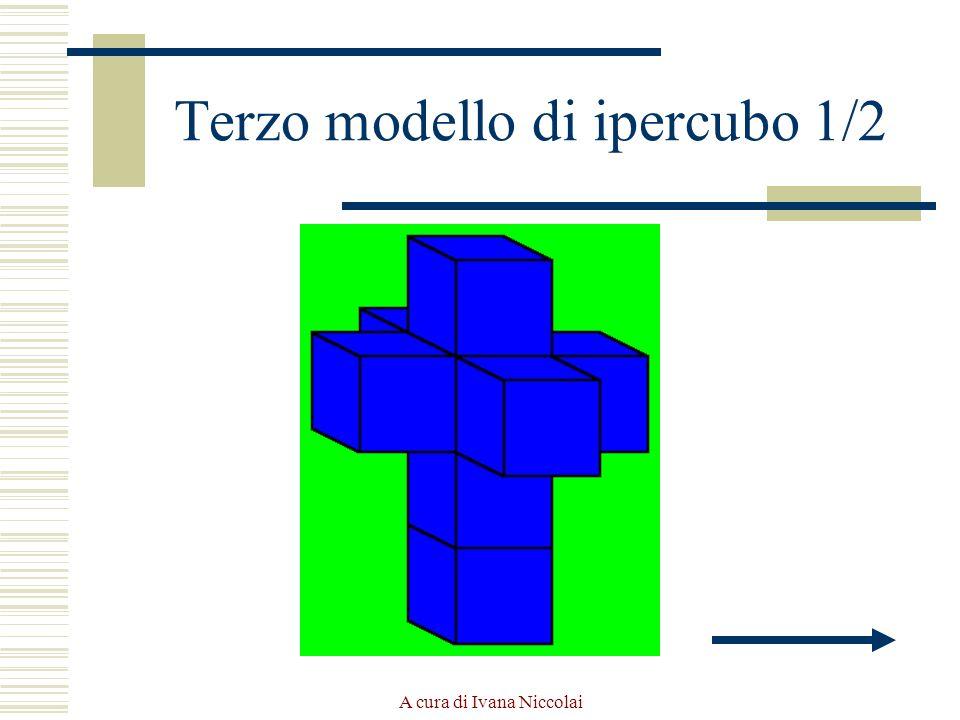 A cura di Ivana Niccolai Terzo modello di ipercubo 1/2