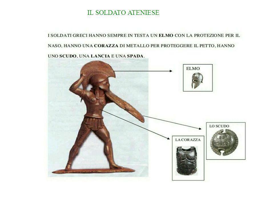 IL SOLDATO ATENIESE