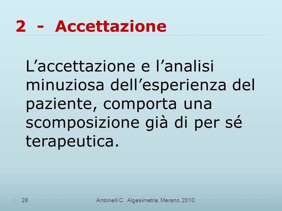 2 - Accettazione Antonelli C.Algesimetria.
