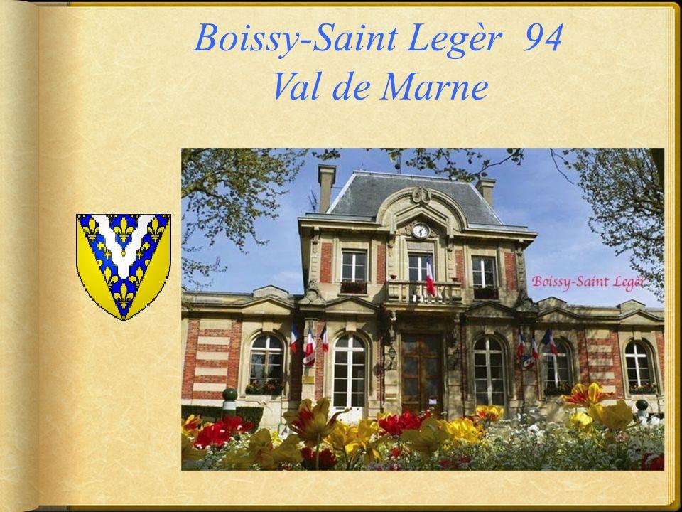 Boissy-Saint Legèr 94 Val de Marne
