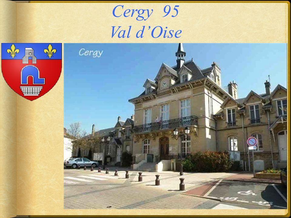 Cergy 95 Val dOise