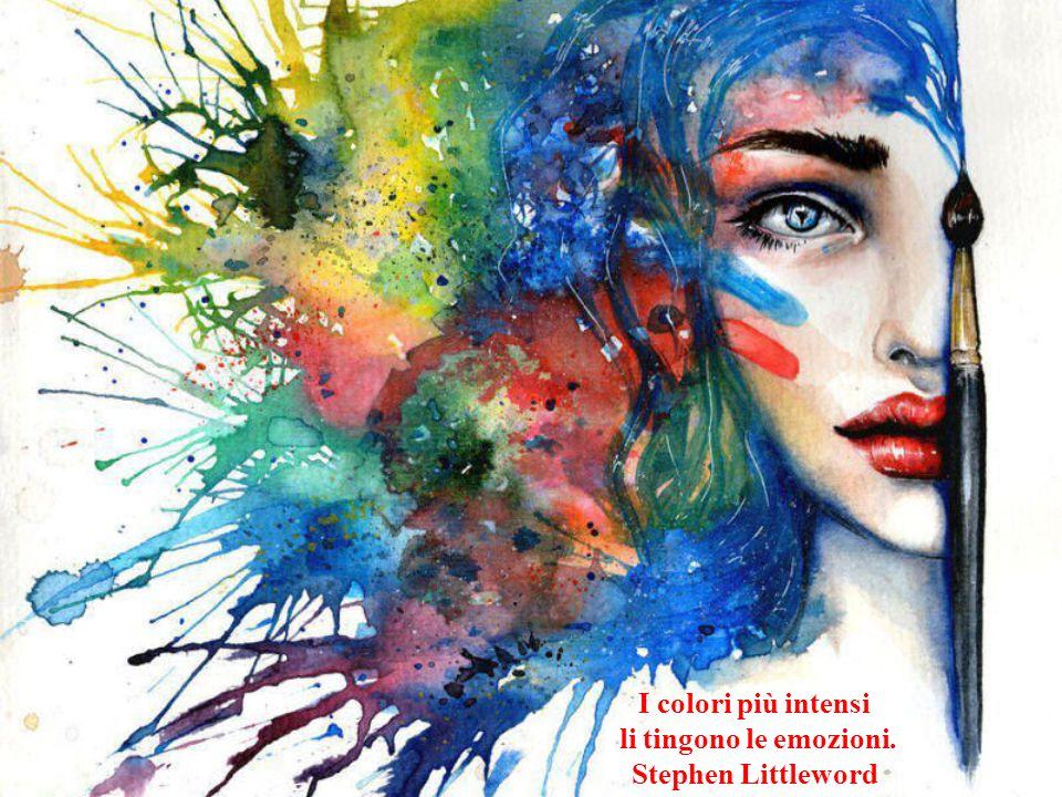 Il colore è un mezzo che consente di esercitare un influsso diretto sull'anima. Il colore è il tasto, l'occhio il martelletto, l'anima è il pianoforte