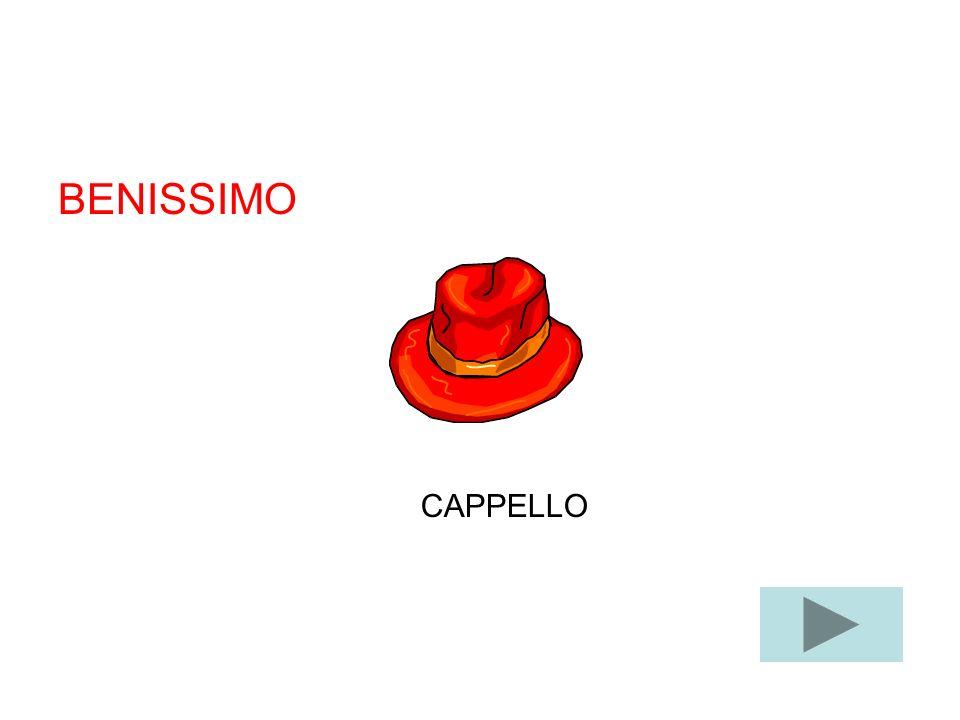 BENISSIMO CAPPELLO