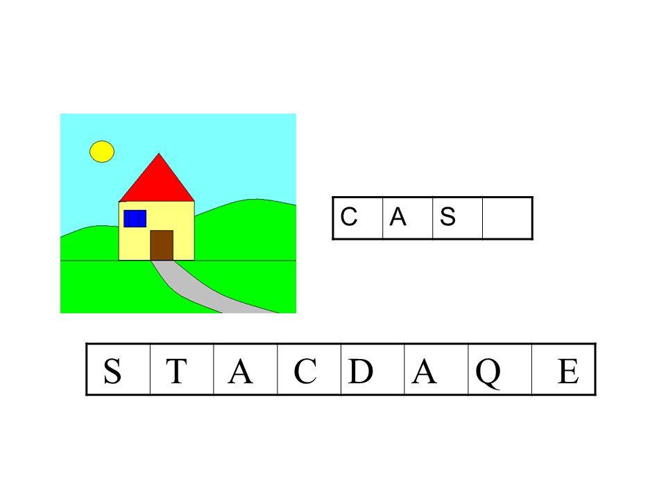 CAS S T A CDAQ E