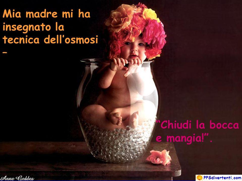 Mia madre mi ha insegnato lironia – Prova a ridere e ti faccio piangere io!.
