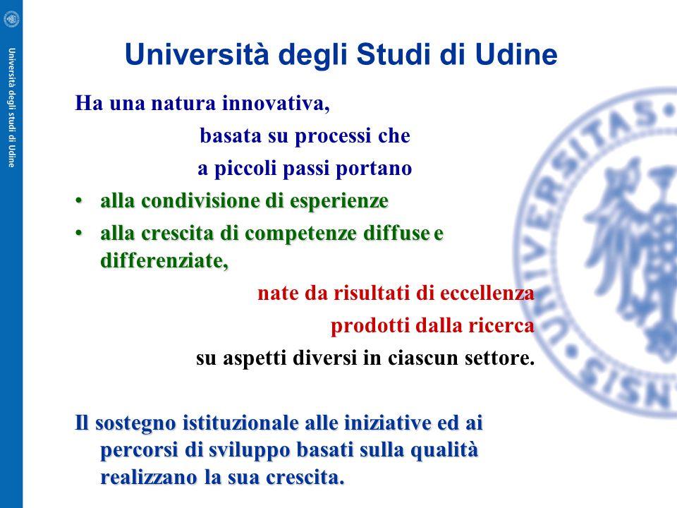 Competenze ed esperienze di E-Learning allUniversità di Udine Furio Honsell, Rettore dellUniversità degli Studi di Udine Marisa Michelini, Delegata pe