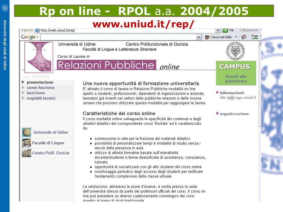 Portale sullorientamento Area informativa Area collaborativa Area degli operatori dellorientamento