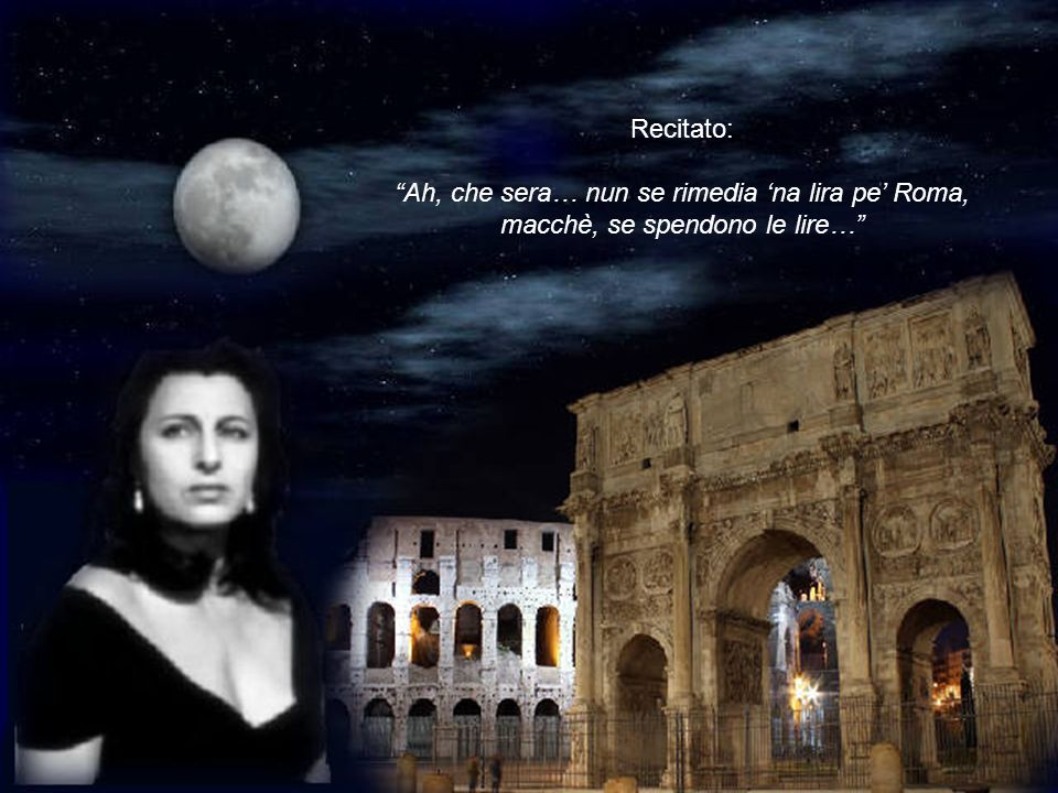 Comè bello fa lamore quannè sera (Martelli – Neri – Simi, 1939) canta Anna Magnani