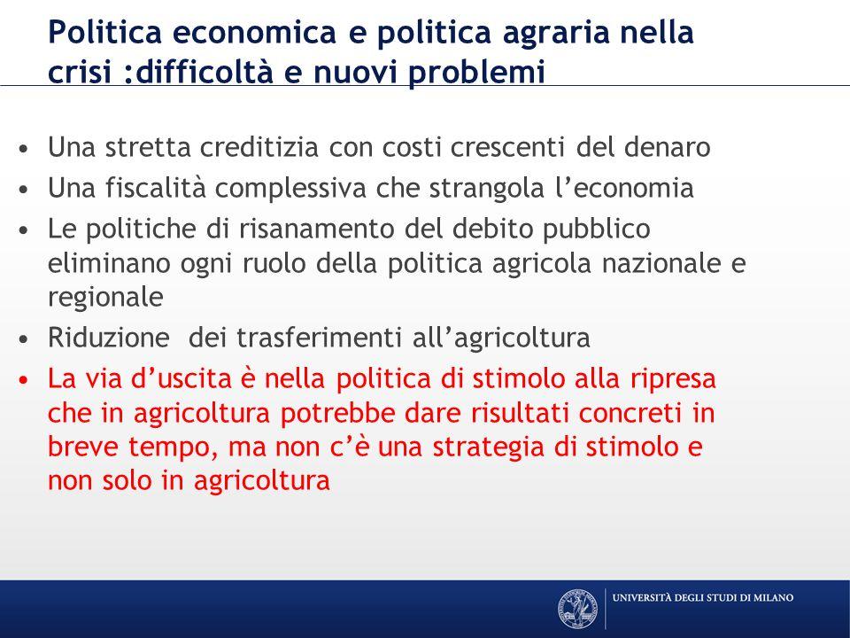 Lincognita Pac: dove va lagricoltura in Europa.